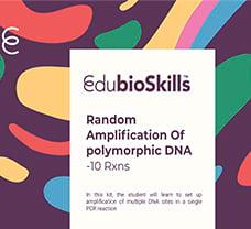 Random Amplification of polymorphic DNA Teaching kit