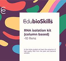 RNA isolation kit(column based) Teaching kit