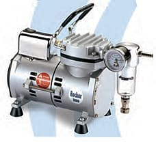 Rotary Vane  Vacuum Pump With Moist Filter-7132