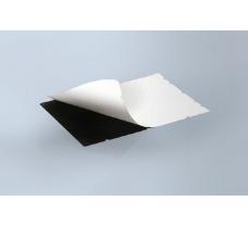 Sealing film for fluorescence measurement, black
