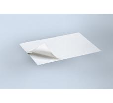 Sealing film for luminescence measurement, white