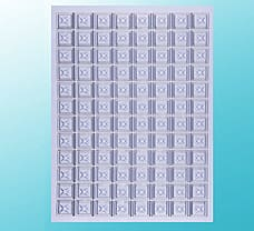 Sealing Mats, Silicone Rubber, Type - Silicone Sealing Mats
