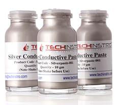 Silver Conductive Paints or Paste