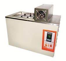 Silver Corrosion Bath; 6 Holes