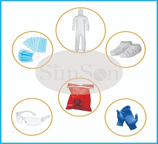 Simson Professional PPE Kit