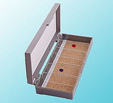 Slide Box, ABS, Places-100