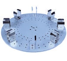 Spare Accessories for WAVEX-LCD Tube Rotator, Disk accessory, 50 ml x 8 micro centrifuge tubes