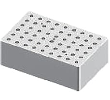 Spare Accessories, Heating Block, used for 0.2 ml