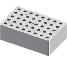 Spare Accessories, Heating Block, used for 0.5 ml