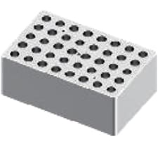 Spare Accessories, Heating Block, used for 1.5/2.0 ml