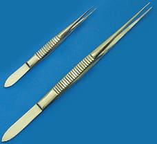 Stainless Steel Forceps, Pointed-LA822-2NO