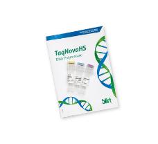 TaqNovaHS DNA Polymerase, 500 U