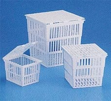 Test Tube Basket with Cover-180030