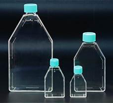 Tissue Culture Flask Close cap, 50 ml -TCS3-20x10NO