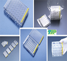 Tissue culture test plate, 6 wells