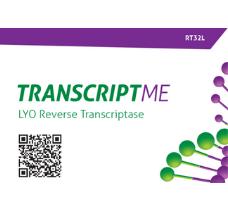 TRANSCRIPTME LYO M-MuLV Reverse Transcriptase New!,100.000 U