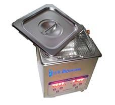 Ultrasonic cleaner, 2 Ltr.