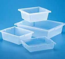 Utility Tray, Material: PP Autoclavable