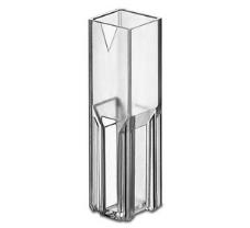 UV-Cuvette micro, center height 8.5 mm,70 ul to 850 ul, 500 pieces