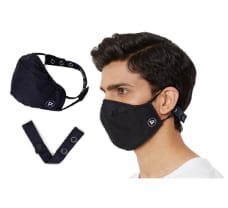 Zero Risque Re-usable Extra Comfort Face Masks for Adults - Pack of 1